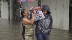 Ganiel Krishnan, walang arteng sinuong ang baha para lang makatulong