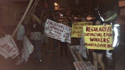 Zagu workers protest just before its 20th anniversary