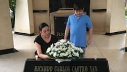 "Claudine Barretto on her feelings for Rico Yan: ""Mahal ko pa rin siya"""