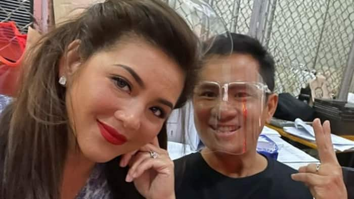 Regine Velasquez has been suffering from severe pain for several days now