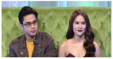 Hashtag McCoy De Leon at Elisse Joson, ex-lovers pero di daw friends!