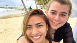 'Kilig' posts ng GF ni Miss Universe PH 2021 Beatrice Luigi Gomez para sa beauty queen, binalikan ng netizens