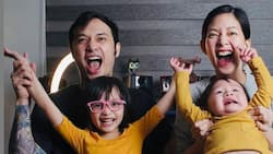 Chynna Ortaleza touches netizens with hilarious sleeping pic of her baby boy