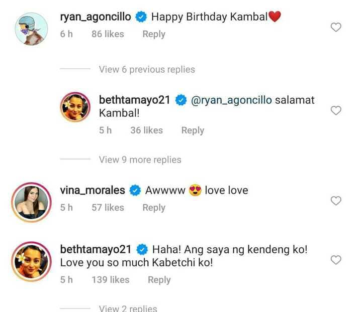 Judy Ann Santos greets best friend Beth Tamayo on her birthday with a touching message