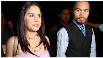 Jinkee pens heartfelt message to Manny Pacquiao on his presidential bid