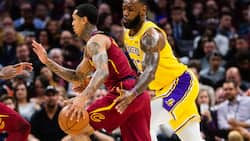 Homecoming! Lebron James gets emotional as Lakers face Cavaliers