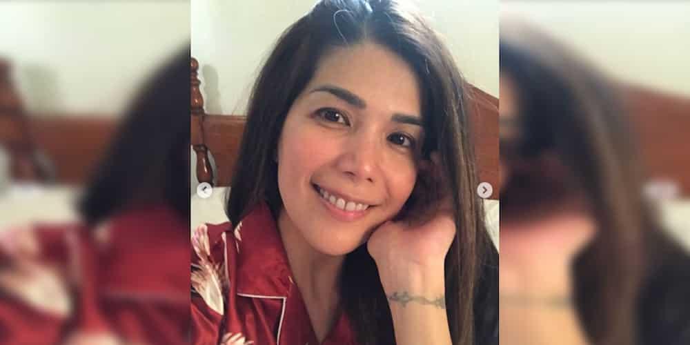 Nagparetoke! Geneva Cruz recounts how she had a nose job at the age of 16