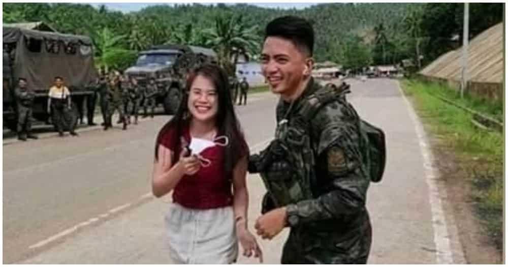 """Pulis na na-KMJS ang love story, umalma sa paratang na """"babaero"""" siya"""