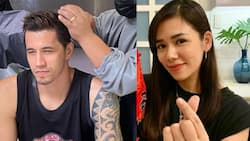 Danica Sotto gushes over husband Marc Pingris' new haircut