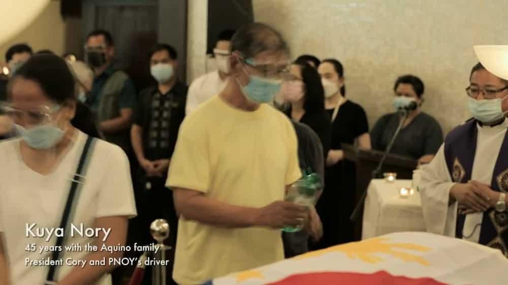 Kris Aquino shows Josh & Bimby's emotional moments at PNoy's wake