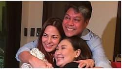 Sharon Cuneta, nag-post tungkol sa pagsuporta ng anak na si KC Concepcion kay Kiko Pangilinan