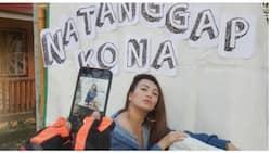 Proof of delivery na naging instant photoshoot, kinagiliwan ng netizens