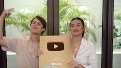 Liza Soberano, natanggap na rin ang kanyang Gold Play button mula sa YouTube