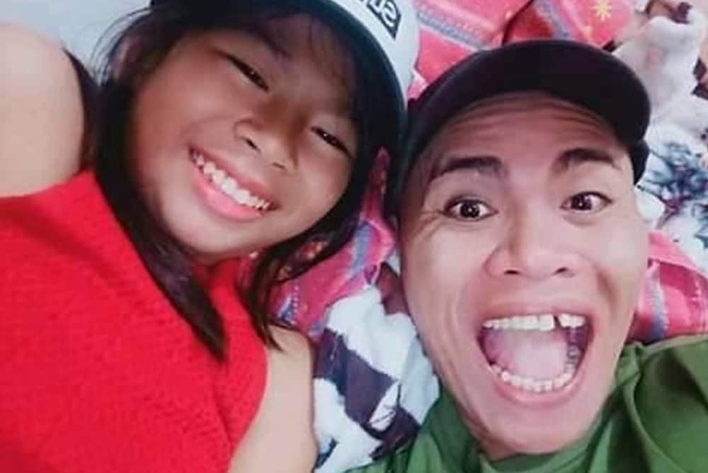 Tekla's daughter shares a post that defends her dad amid controversy