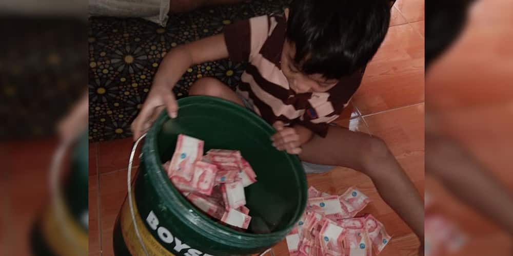 """Netizen inspires many after her """"Ipon Challenge"""" reached a whopping 5-digit figure"""