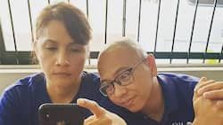 Agot Isidro breaks her silence on rumors that she cannot accept boyfriend Hilbay's defeat