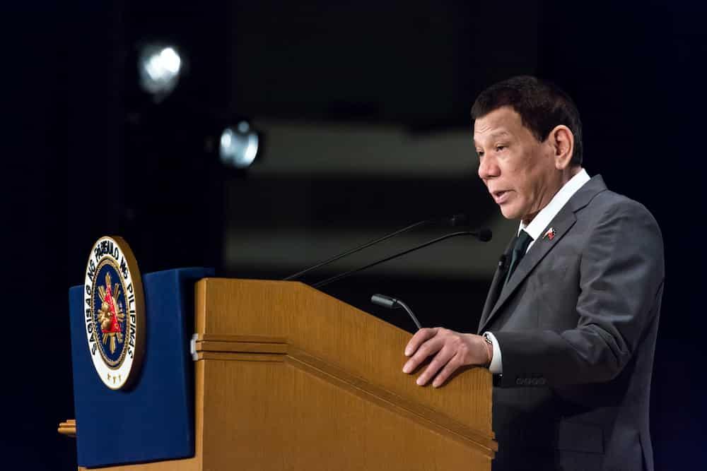 Pres. Duterte on issue vs. Lopez and Ayala: 'Sila ang minura ko, sila pa ang nag-apologize'