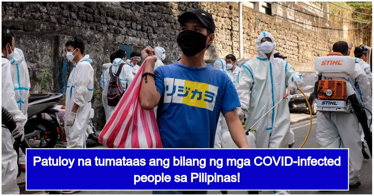 COVID-19 cases in the Philippines climb to 1,418; 3 more deaths recorded