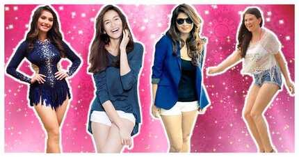15 More Pinay stars na may legs na nakakasilaw sa ganda