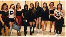 """Ilang miyembro ng Sexbomb girls, ipinatutugis na sa NBI ang nanggugulong """"fan"""""""