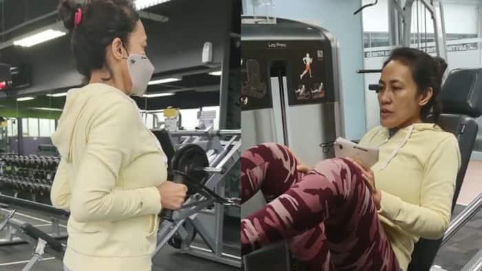 Ai-Ai delas Alas, ipinakita ang workout routines na nagagawa sa edad na 56