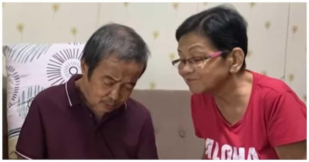 Mister na may Alzheimer's, tanging ang misis na 'Josie' ang kanyang naaalala