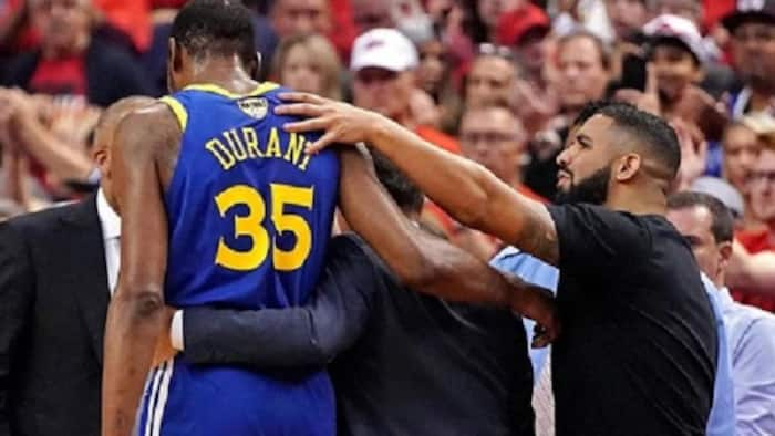 NBA Finals 2019: Golden State extends series with Toronto; loses Durant again