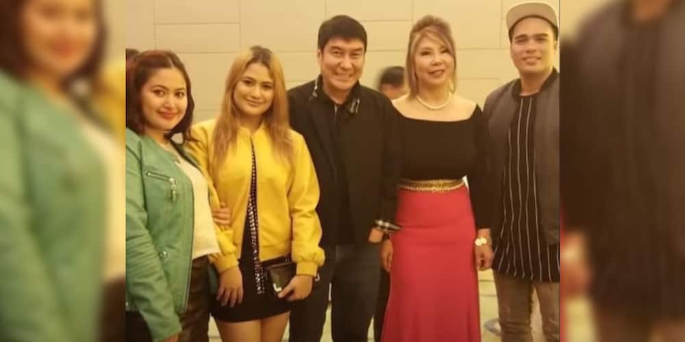 Raffy Tulfo blows his top against mestiza Lebanese who uses his name to 'scam' others