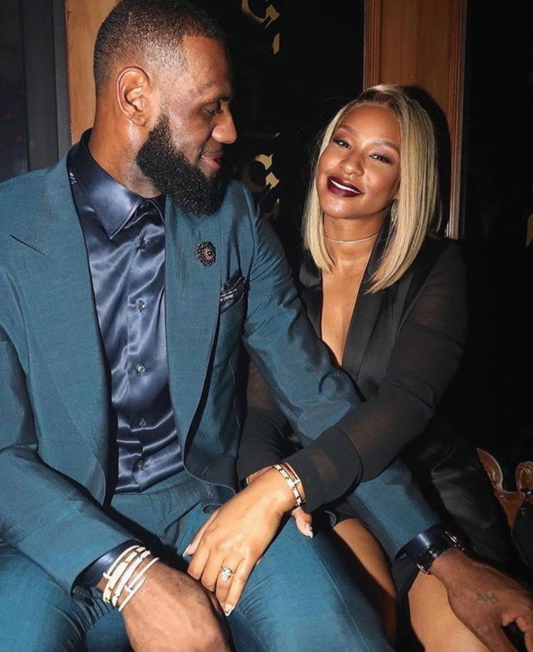 LeBron James wife: Who is he married to
