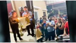 Video at larawan ng birthday celebration ng Mayor sa Pangasinan sa kabila ng ECQ, viral