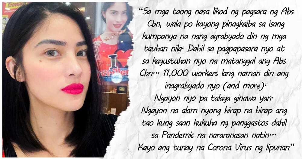 RR Enriquez, naglabas ng saloobin hinggil sa kinahinatnan ng ABS-CBN franchise renewal