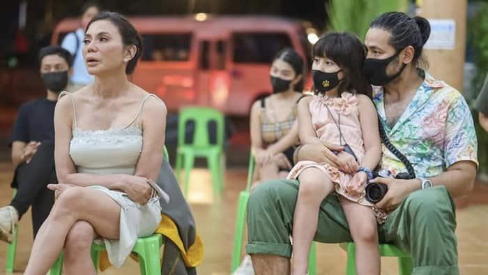 Scarlet Snow Belo explains why Vicki Belo did not wear a mask in viral photo