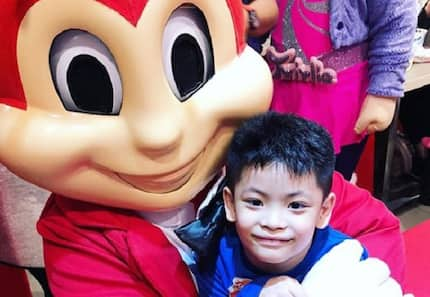 Regine & Ogie Alcasid threw epic Jollibee party for son Nate's 7th birthday