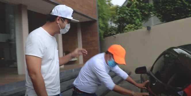 John Estrada shows Long Mejia his luxurious house & expensive cars