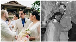 So much love! Lotlot and Christopher de Leon in a touching father-daughter dance