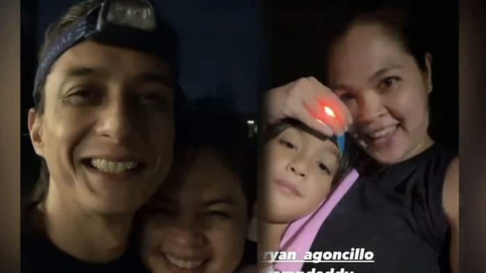 Judy Ann Santos goes camping with Ryan Agoncillo and their kids