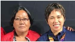 Ina ng Olympic gold medalist na si Hidilyn Diaz, super proud sa tagumpay ng anak