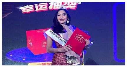 Bagong Pinay beauty queen winner, makabayan rin gaya ni Miss Universe Catriona Gray!