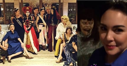 Gretchen Barretto throws Spook-tacular Halloween party at home with close friends