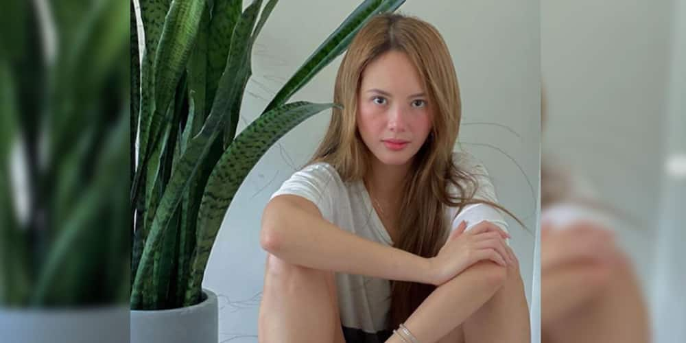 Ellen Adarna proudly shows site of her future home