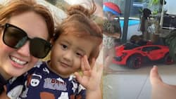 """Ellen Adarna, pinaglinis si Elias ng kanyang car: """"No one wants a dirty car"""""""