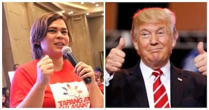 Fact check: Is US President Donald Trump supporting Sara Duterte for presidency?