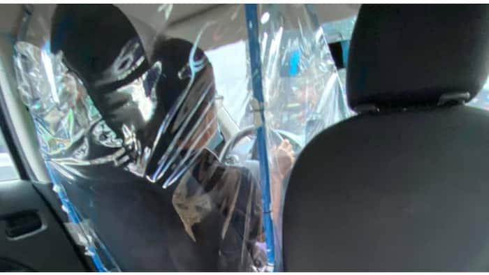 Driver na naglabas ng hinaing sa kanyang pasaherong may alagang aso, viral