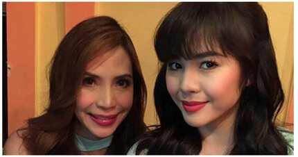 Janella Salvador, pinagtanggol ang kanyang inang si Jenine Desiderio