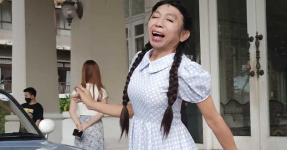 Mother Sitang, ibinida ang kanyang kauna-unahang photoshoot matapos magparetoke