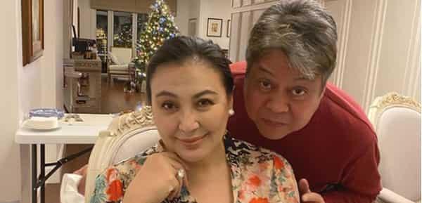 """Sharon Cuneta, hinding-hindi ipagpapalit ni Sen. Kiko Pangilinan sa kahit anong bagay: """"I love you dearly"""""""
