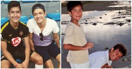 Get to know more about Jericho Rosales' equally handsome and talented son