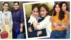 5 Sweetest and most admired Pinay celebrity sisters sa entertainment industry