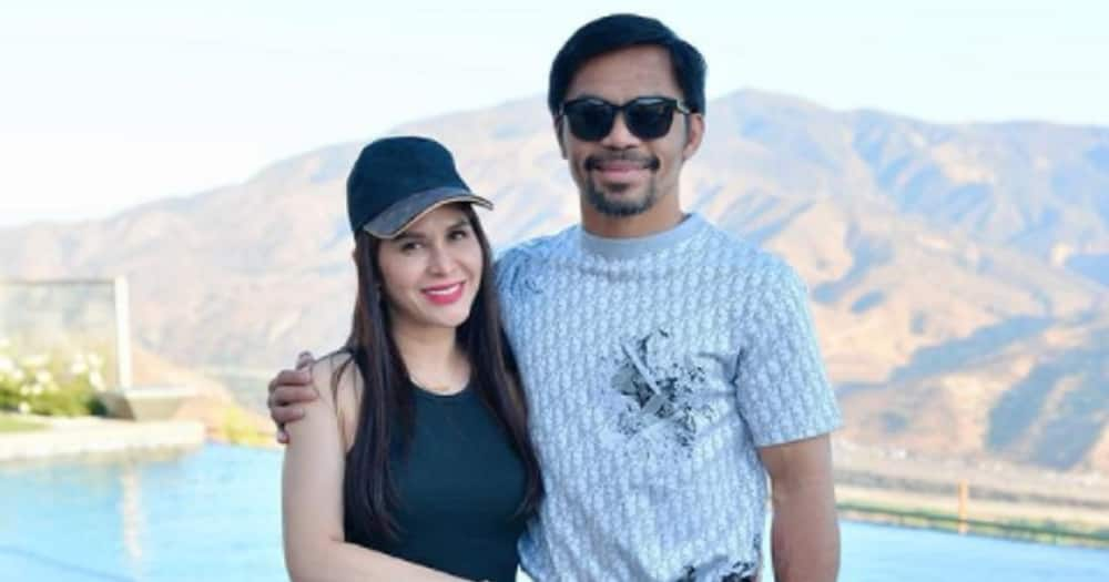 Jinkee Pacquiao chooses to forgive people who have hurt her