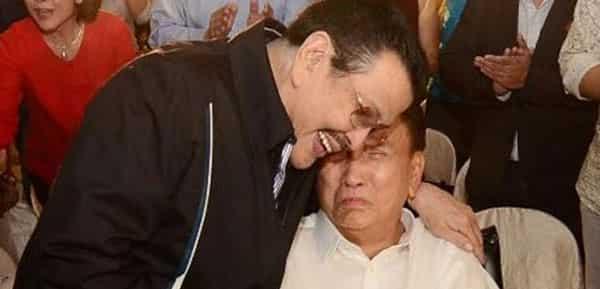 Heartfelt message of Erap Estrada for Ramon Revilla, Sr. goes viral